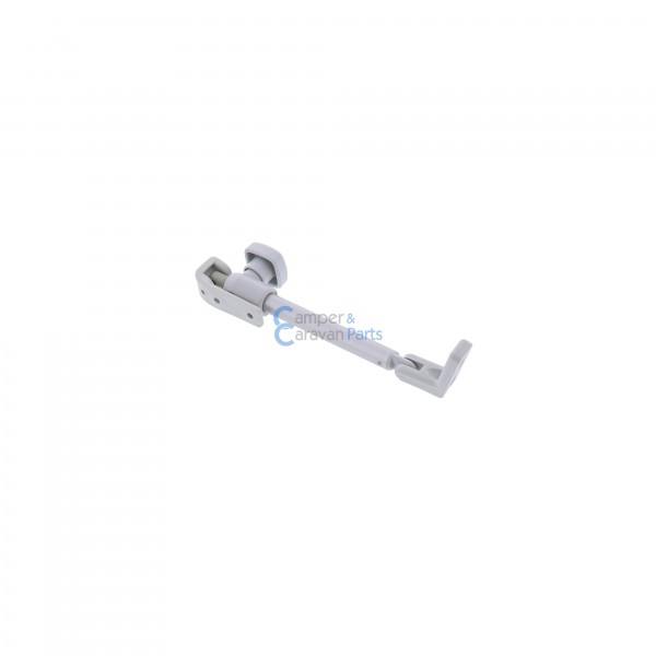 Polyplastic 300 Serie - schroef | Raamuitzetters buis grijs incl. montagevoet