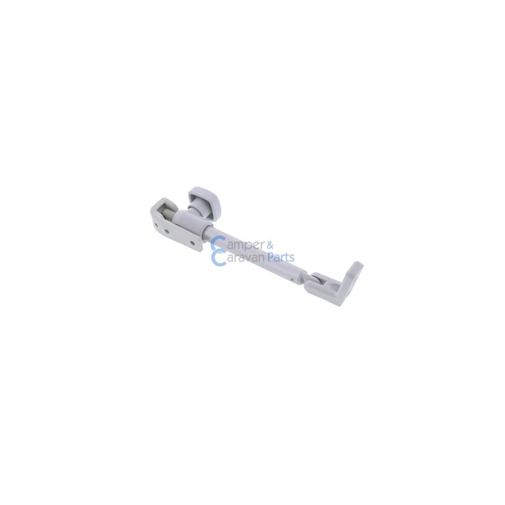 Polyplastic 300 Serie - schroef   Raamuitzetters buis grijs incl. montagevoet -
