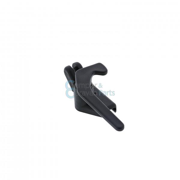 Polyplastic 400 Serie | Raamgrendels polyfix zwart