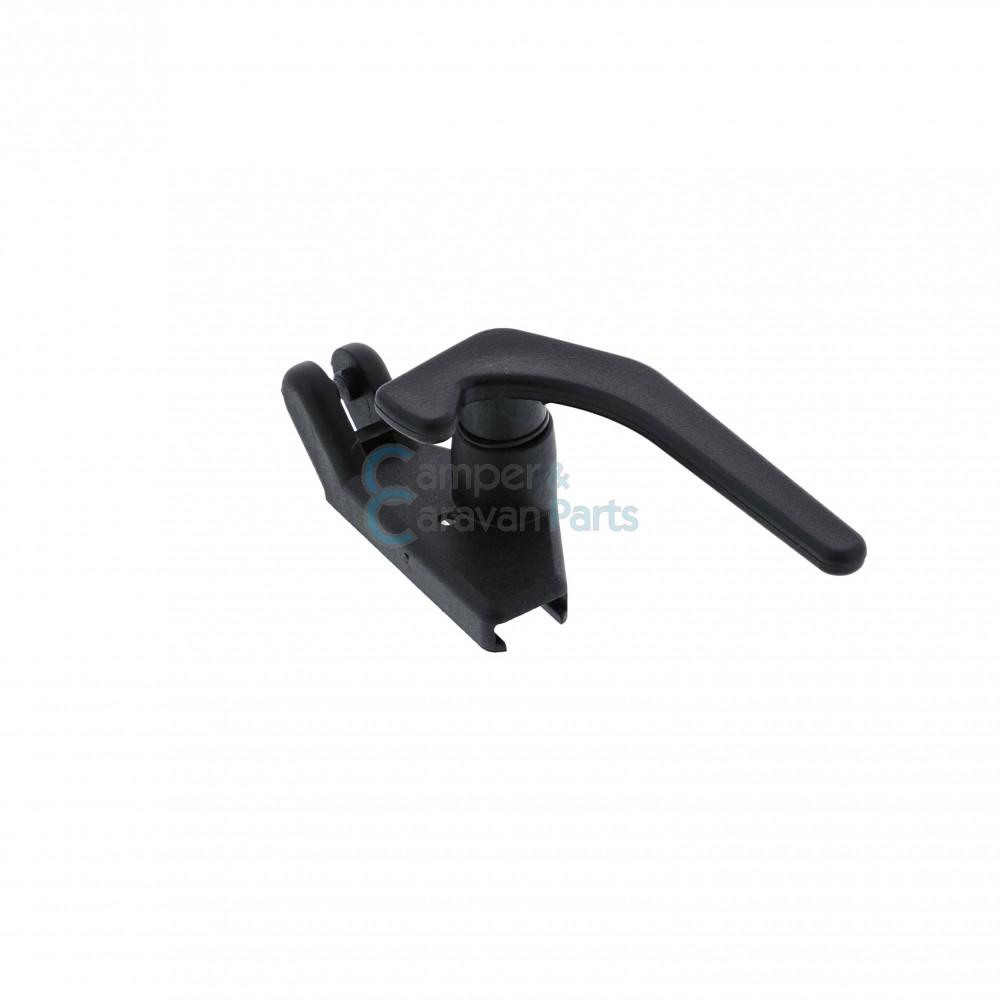 Polyplastic 400 Serie | Raamgrendels polyfix zwart -