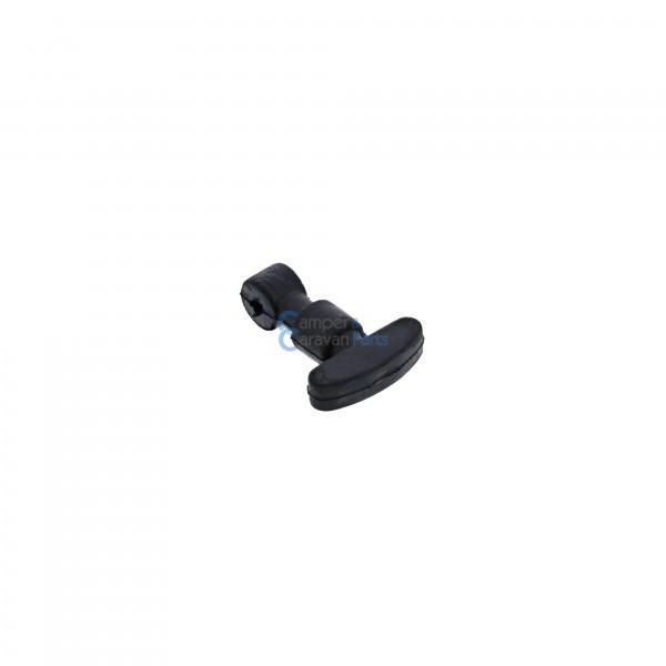 Polyplastic aantrekrubber zwart kort voor 200 Serie -
