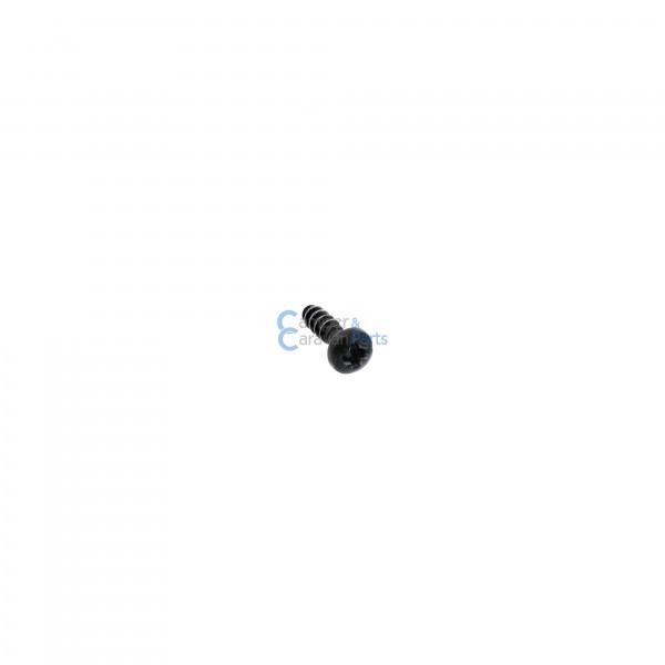 Polyplastic montage schroef zwart