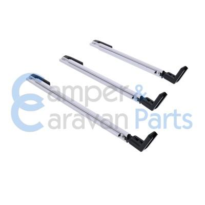 Polyplastic 400 Serie - polyfix | Raamuitzetters klik zwart incl. montagevoet
