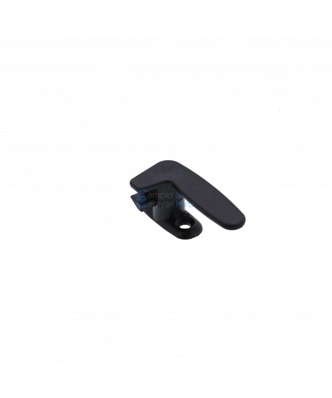 NRF 100 Serie | Raamgrendels zwart (DI) -