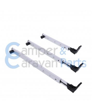 ParaPress 400 serie montagevoet | raamuitzetters klik aluminium 1