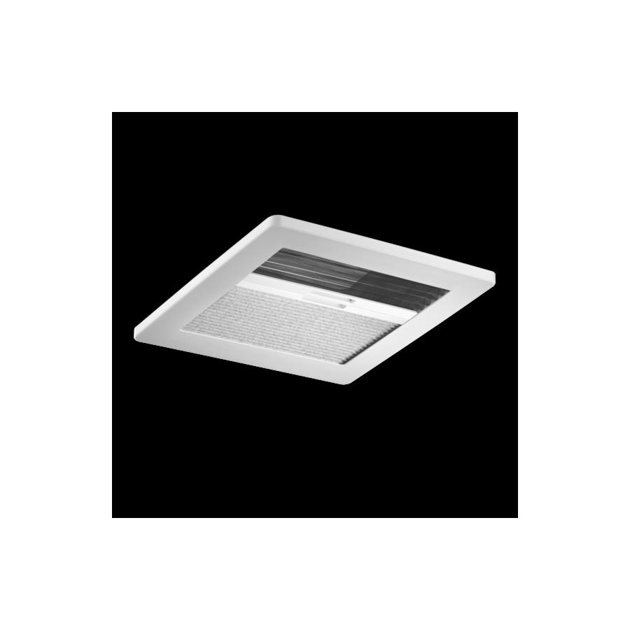 Dometic Micro Heki - Dakraam met geforceerde ventilatie met rolgordijn en insectenhor -