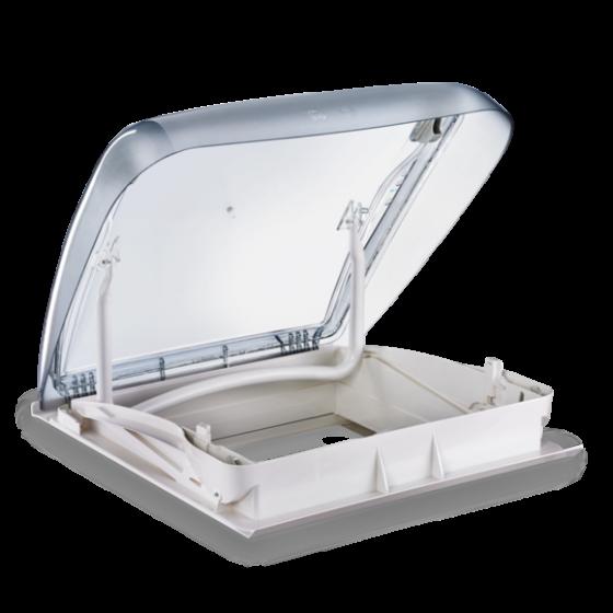 Dometic Mini Heki Style - Dakraam met geforceerde ventilatie en dakdikte 25 - 42 mm