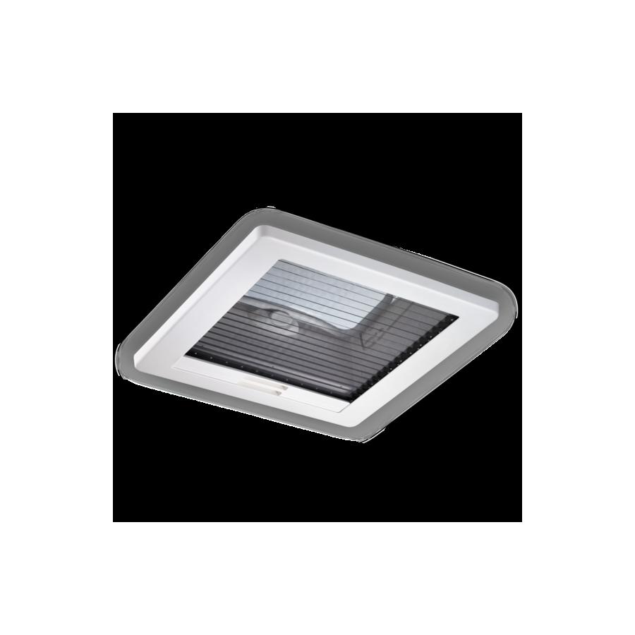 Dometic Mini Heki Style - Dakraam met geforceerde ventilatie en dakdikte 25 - 42 mm -