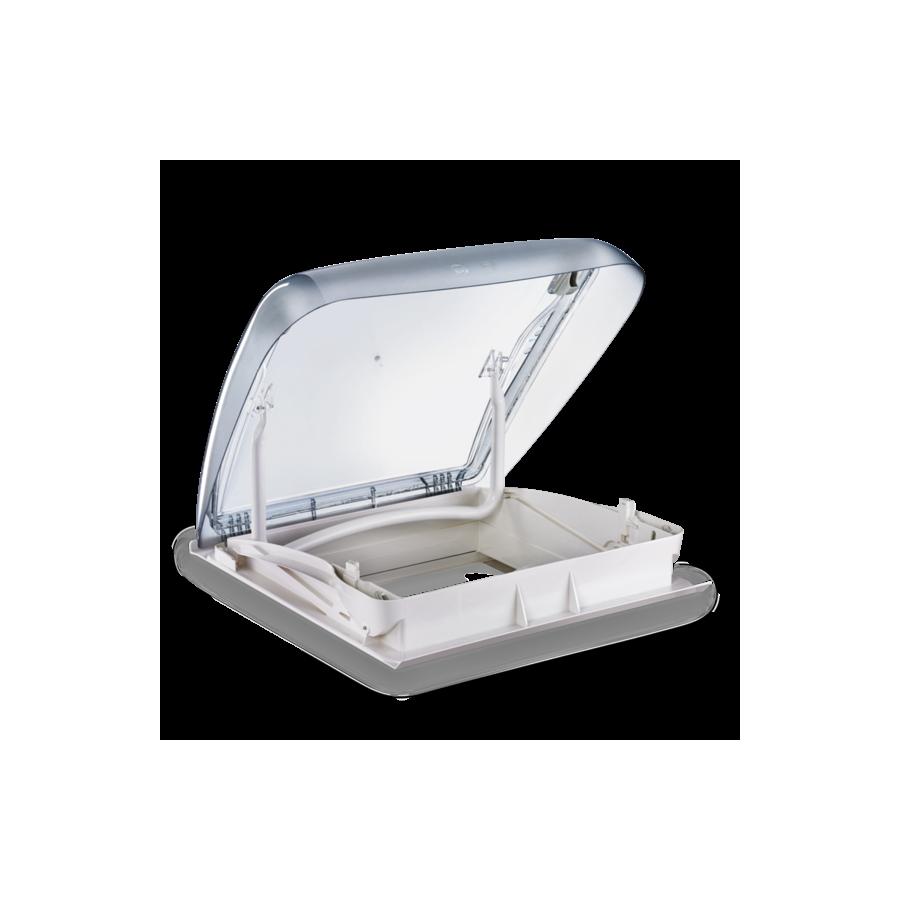 Dometic Mini Heki Style - Dakraam met geforceerde ventilatie en dakdikte 43 - 60 mm -