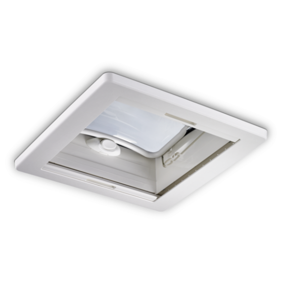 Dometic Mini Heki Style - Dakraam zonder geforceerde ventilatie en dakdikte 25 - 42 mm