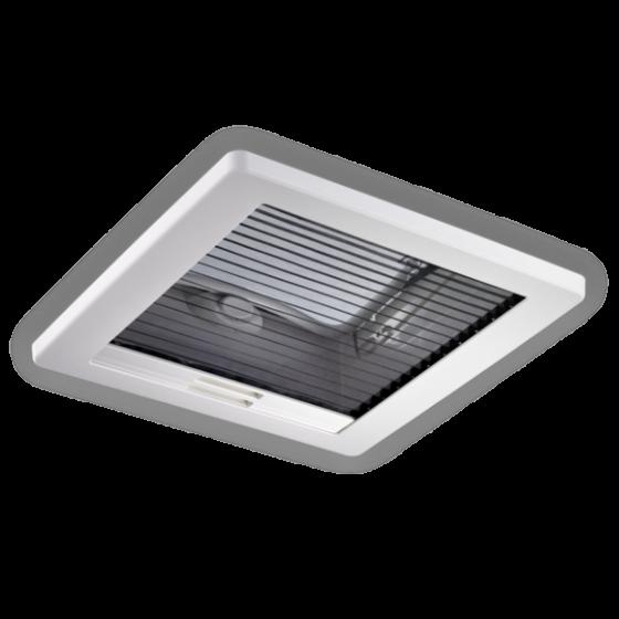 Dometic Mini Heki Style - Dakraam zonder geforceerde ventilatie en dakdikte 43 - 60 mm -