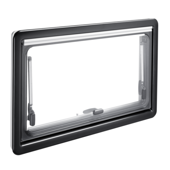 Dometic S4 klapraam 1450 x 600 mm -