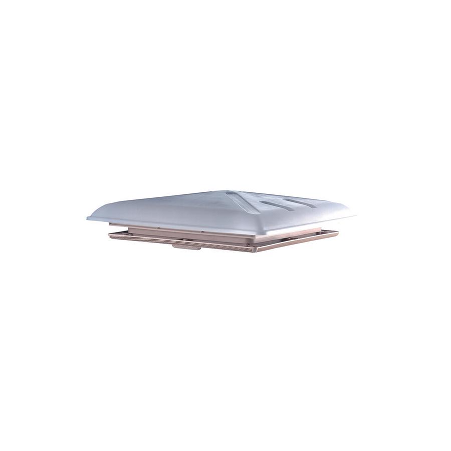 MPK dakluik ''Model 46'' wit met combirollo 40x40 cm