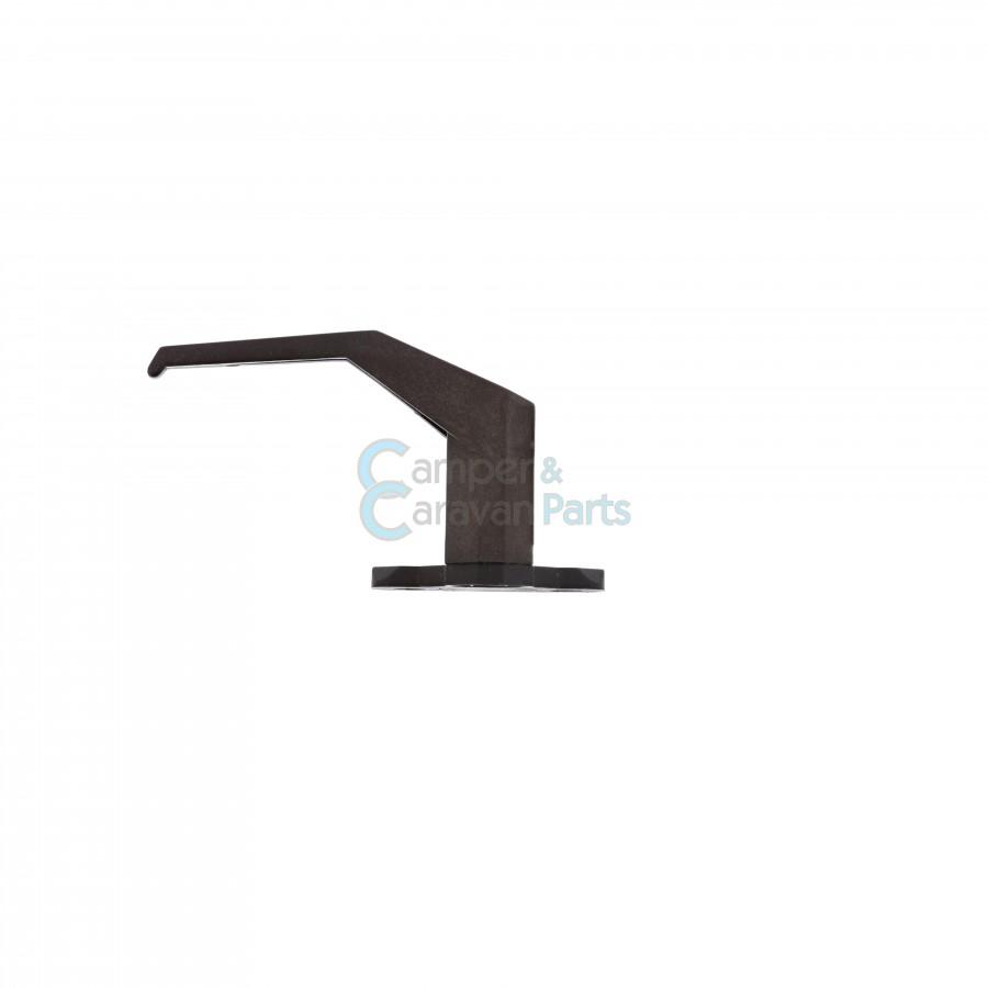 G-Klein 100 Serie | Raamgrendels bruin -